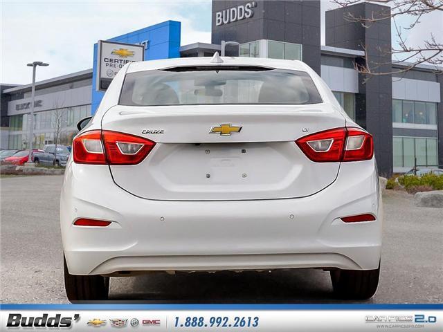 2018 Chevrolet Cruze LT Auto (Stk: R1366) in Oakville - Image 4 of 25