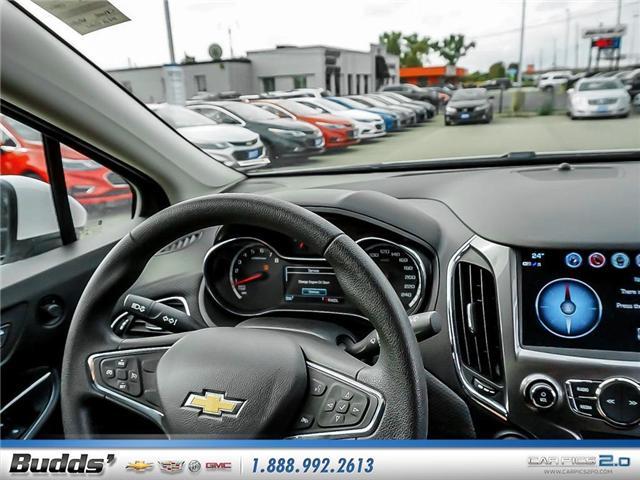 2018 Chevrolet Cruze LT Auto (Stk: R1366) in Oakville - Image 12 of 25