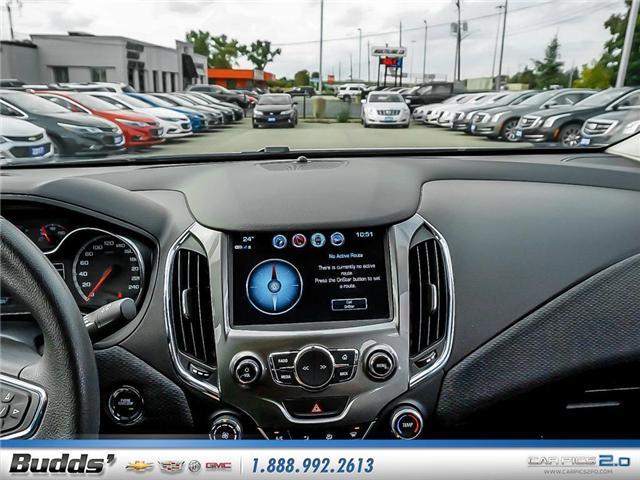 2018 Chevrolet Cruze LT Auto (Stk: R1366) in Oakville - Image 13 of 25