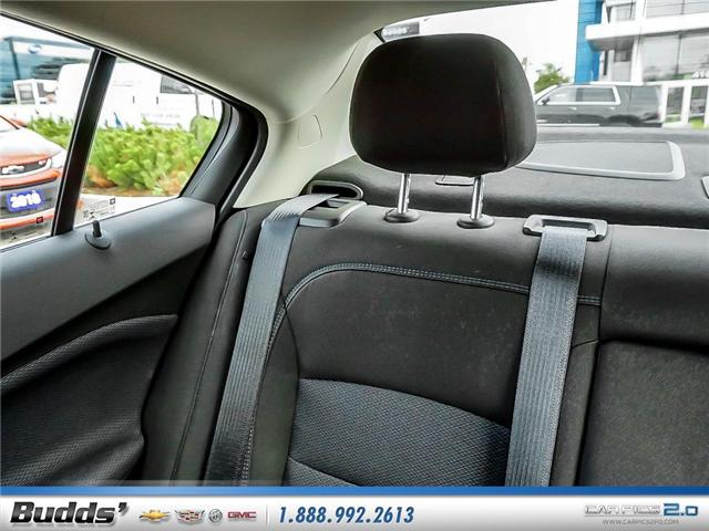 2018 Chevrolet Cruze LT Auto (Stk: R1366) in Oakville - Image 15 of 25