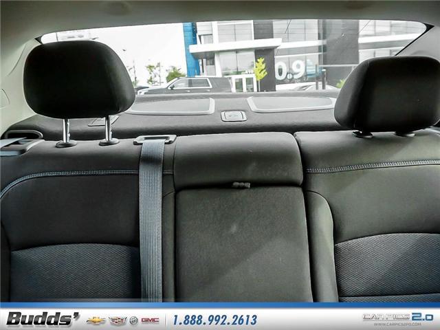 2018 Chevrolet Cruze LT Auto (Stk: R1366) in Oakville - Image 16 of 25
