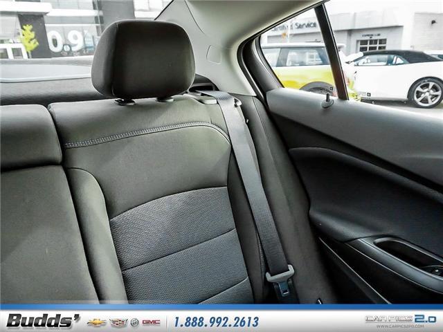 2018 Chevrolet Cruze LT Auto (Stk: R1366) in Oakville - Image 17 of 25
