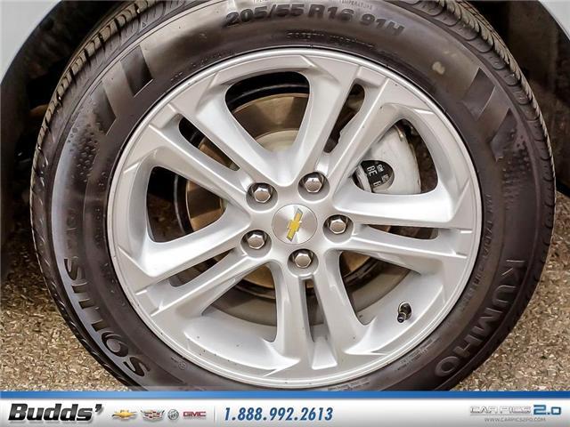 2018 Chevrolet Cruze LT Auto (Stk: R1366) in Oakville - Image 18 of 25