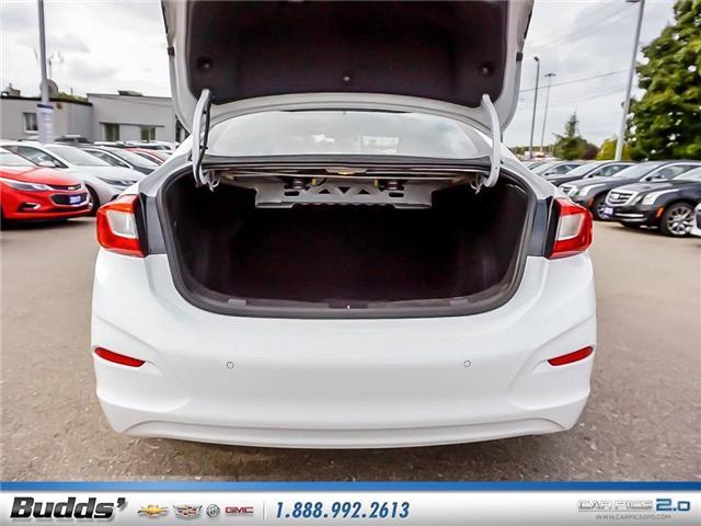 2018 Chevrolet Cruze LT Auto (Stk: R1366) in Oakville - Image 19 of 25
