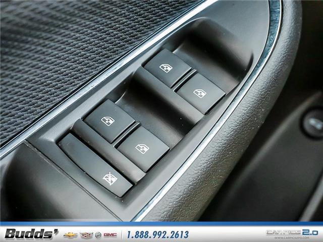 2018 Chevrolet Cruze LT Auto (Stk: R1366) in Oakville - Image 22 of 25