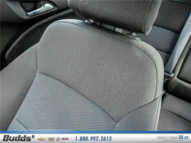 2018 Chevrolet Cruze LT Auto (Stk: R1366) in Oakville - Image 24 of 25