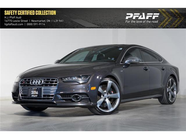 2016 Audi S7 4.0T (Stk: 53062) in Newmarket - Image 1 of 18