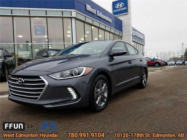 2018 Hyundai Elantra GL (Stk: E4221) in Edmonton - Image 1 of 20