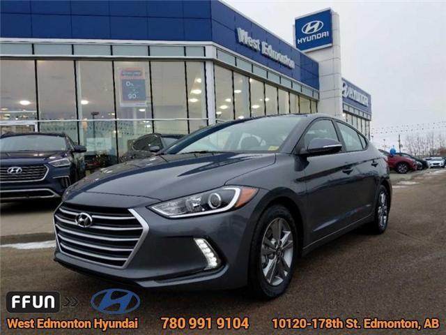 2018 Hyundai Elantra GL SE (Stk: E4222) in Edmonton - Image 1 of 22
