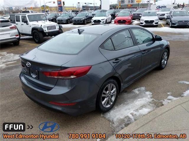 2018 Hyundai Elantra GL SE (Stk: E4222) in Edmonton - Image 7 of 22