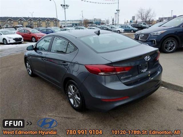 2018 Hyundai Elantra GL SE (Stk: E4222) in Edmonton - Image 9 of 22