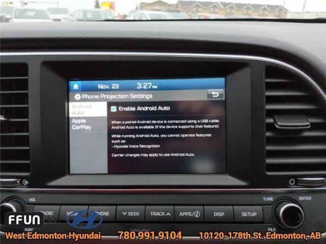 2018 Hyundai Elantra GL SE (Stk: E4222) in Edmonton - Image 19 of 22