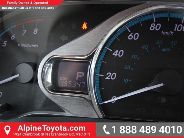 2013 Toyota Sienna V6 7 Passenger (Stk: S201372A) in Cranbrook - Image 13 of 19