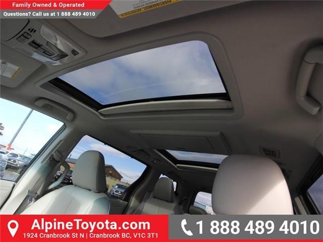 2013 Toyota Sienna V6 7 Passenger (Stk: S201372A) in Cranbrook - Image 16 of 19