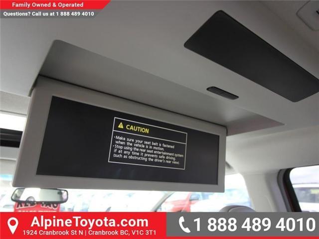 2013 Toyota Sienna V6 7 Passenger (Stk: S201372A) in Cranbrook - Image 17 of 19
