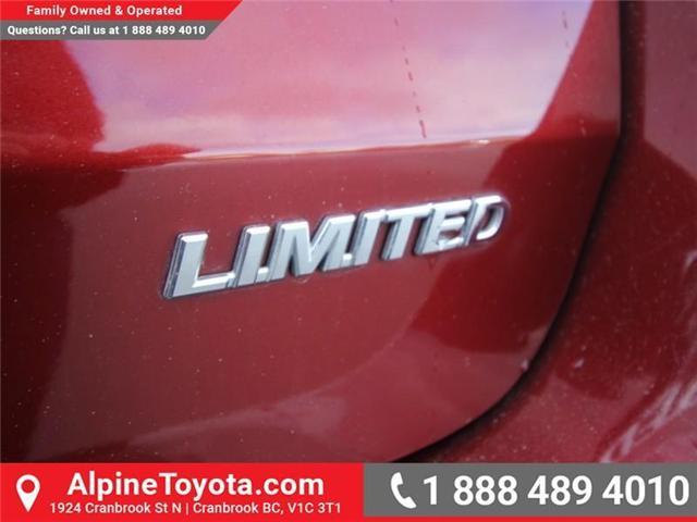 2013 Toyota Sienna V6 7 Passenger (Stk: S201372A) in Cranbrook - Image 18 of 19