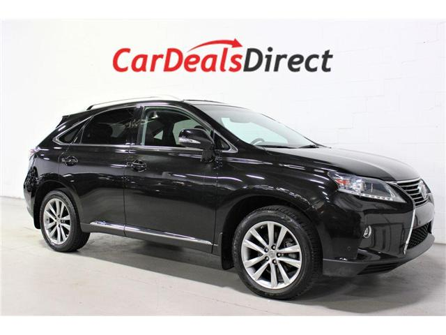 2015 Lexus RX 450h Sportdesign (Stk: 008037) in Vaughan - Image 1 of 30
