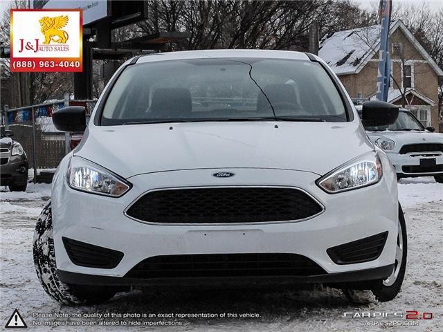 2015 Ford Focus S (Stk: J18079-1) in Brandon - Image 2 of 27