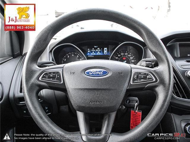 2015 Ford Focus S (Stk: J18079-1) in Brandon - Image 14 of 27