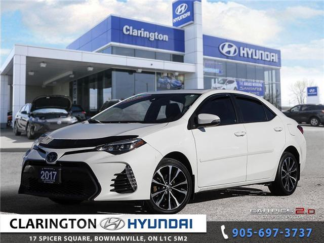 2017 Toyota Corolla SE (Stk: 18829A) in Clarington - Image 1 of 26