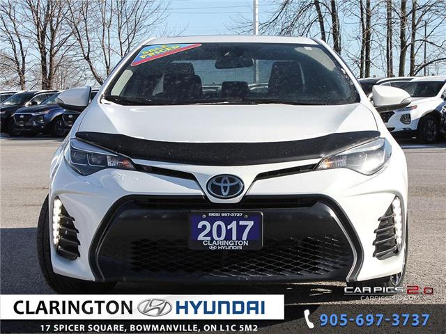 2017 Toyota Corolla SE (Stk: 18829A) in Clarington - Image 2 of 26