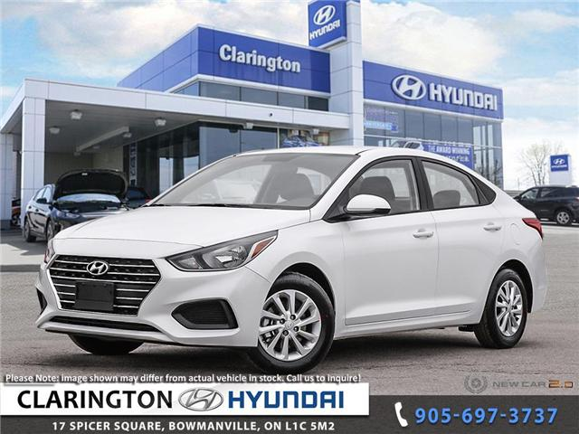 2019 Hyundai Accent Preferred (Stk: 18840) in Clarington - Image 1 of 24
