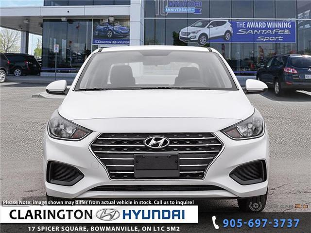 2019 Hyundai Accent Preferred (Stk: 18840) in Clarington - Image 2 of 24
