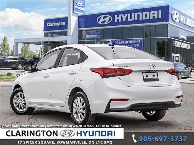 2019 Hyundai Accent Preferred (Stk: 18840) in Clarington - Image 4 of 24