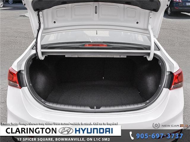 2019 Hyundai Accent Preferred (Stk: 18840) in Clarington - Image 7 of 24