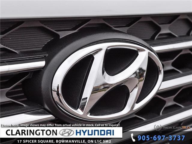 2019 Hyundai Accent Preferred (Stk: 18840) in Clarington - Image 9 of 24