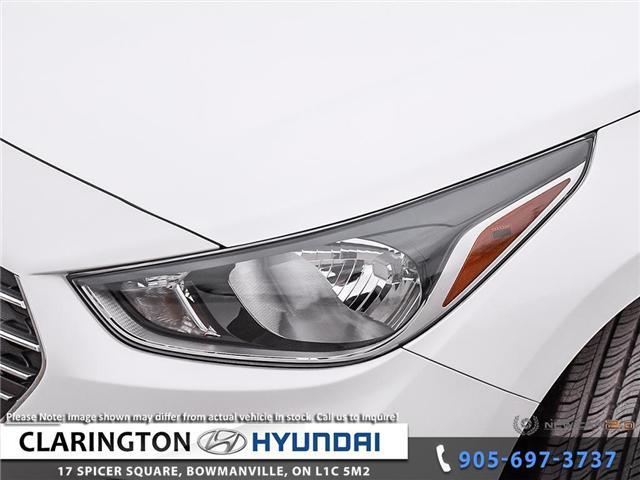2019 Hyundai Accent Preferred (Stk: 18840) in Clarington - Image 10 of 24
