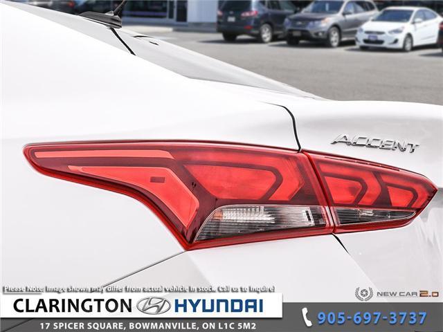 2019 Hyundai Accent Preferred (Stk: 18840) in Clarington - Image 11 of 24
