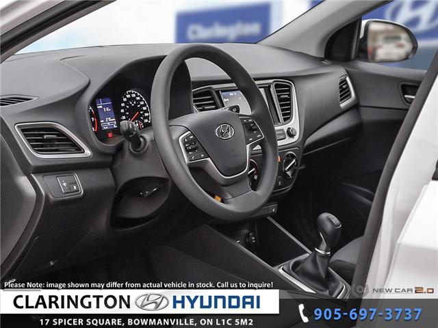 2019 Hyundai Accent Preferred (Stk: 18840) in Clarington - Image 12 of 24