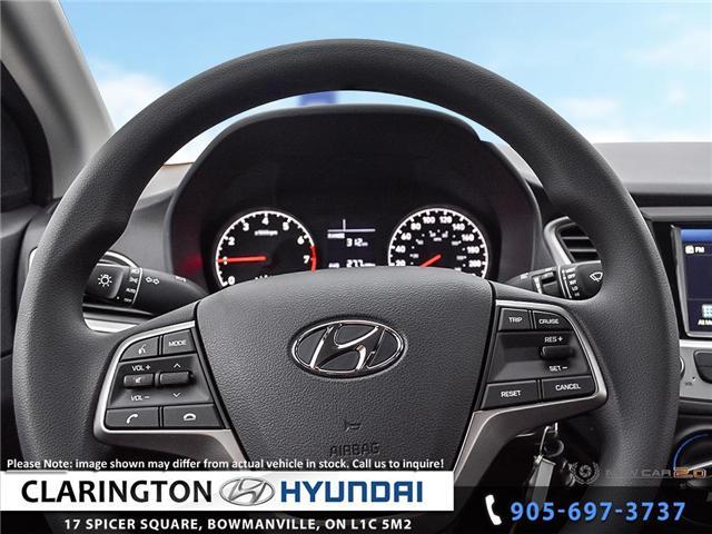 2019 Hyundai Accent Preferred (Stk: 18840) in Clarington - Image 14 of 24