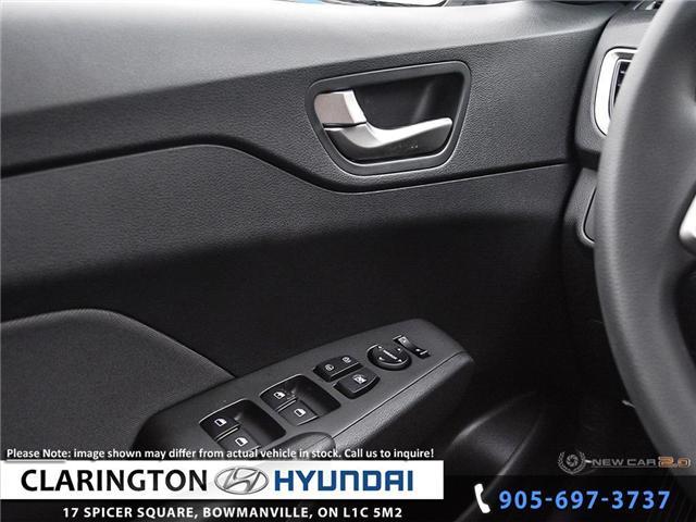 2019 Hyundai Accent Preferred (Stk: 18840) in Clarington - Image 17 of 24