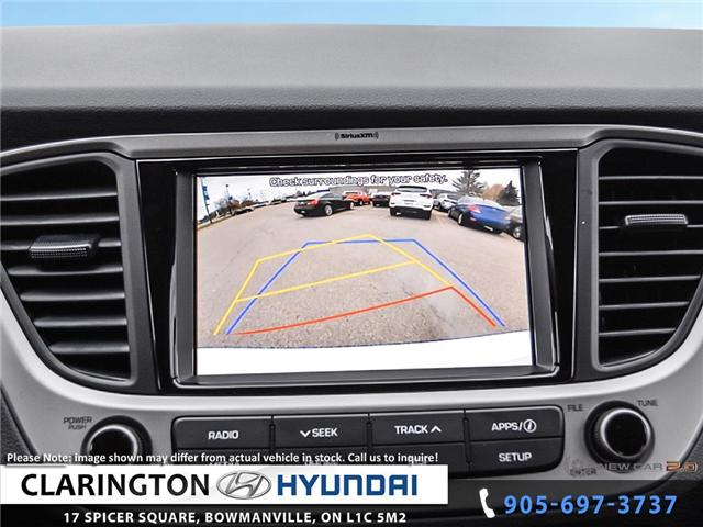2019 Hyundai Accent Preferred (Stk: 18840) in Clarington - Image 19 of 24