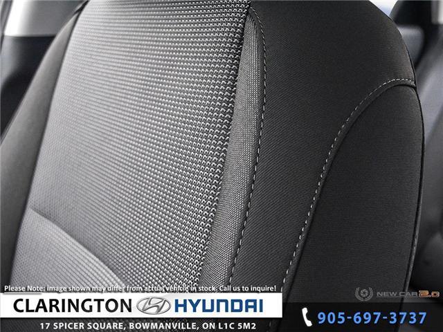 2019 Hyundai Accent Preferred (Stk: 18840) in Clarington - Image 21 of 24