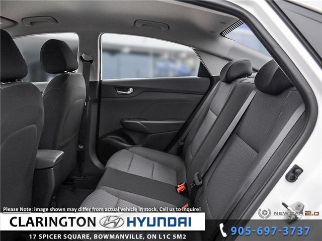 2019 Hyundai Accent Preferred (Stk: 18840) in Clarington - Image 22 of 24