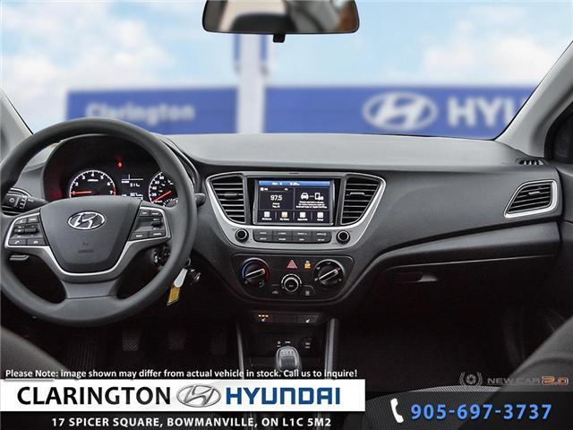 2019 Hyundai Accent Preferred (Stk: 18840) in Clarington - Image 23 of 24