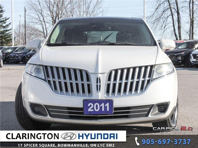2011 Lincoln MKT EcoBoost (Stk: 18706A) in Clarington - Image 2 of 27