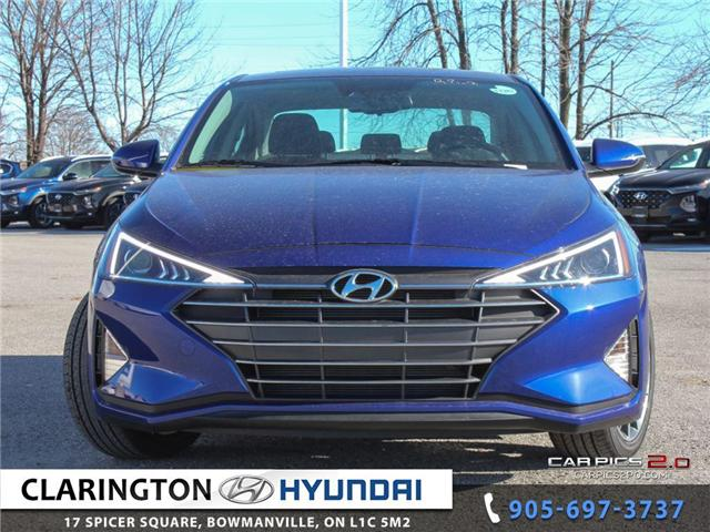 2019 Hyundai Elantra Luxury (Stk: 18809) in Clarington - Image 2 of 27