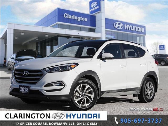 2018 Hyundai Tucson SE 2.0L (Stk: U794) in Clarington - Image 1 of 27