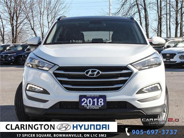 2018 Hyundai Tucson SE 2.0L (Stk: U794) in Clarington - Image 2 of 27