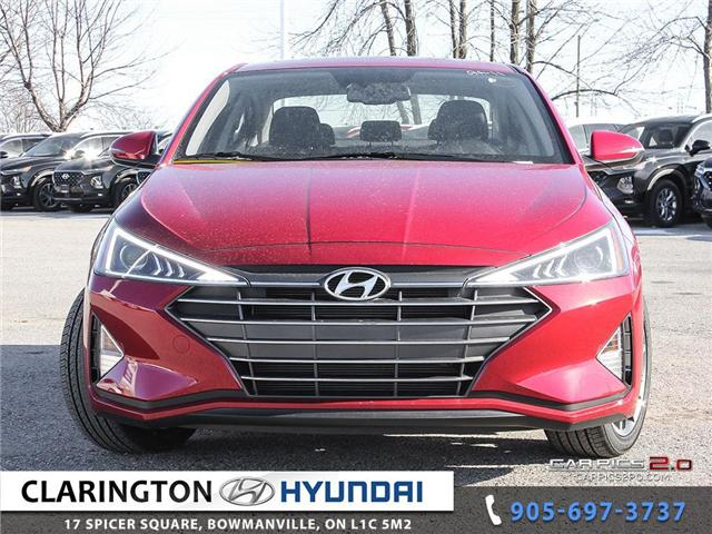 2019 Hyundai Elantra Luxury (Stk: 18811) in Clarington - Image 2 of 27