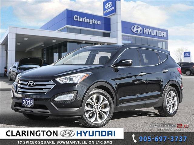 2015 Hyundai Santa Fe Sport 2.0T Limited (Stk: U795) in Clarington - Image 1 of 27