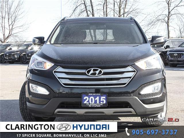 2015 Hyundai Santa Fe Sport 2.0T Limited (Stk: U795) in Clarington - Image 2 of 27