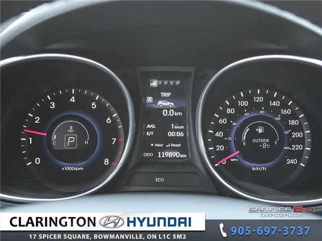 2015 Hyundai Santa Fe Sport 2.0T Limited (Stk: U795) in Clarington - Image 7 of 27