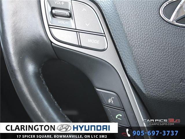2015 Hyundai Santa Fe Sport 2.0T Limited (Stk: U795) in Clarington - Image 10 of 27