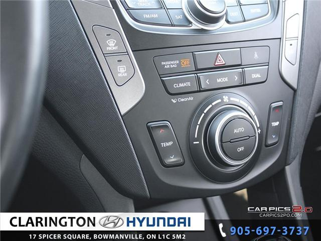 2015 Hyundai Santa Fe Sport 2.0T Limited (Stk: U795) in Clarington - Image 12 of 27