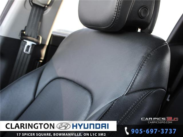 2015 Hyundai Santa Fe Sport 2.0T Limited (Stk: U795) in Clarington - Image 17 of 27